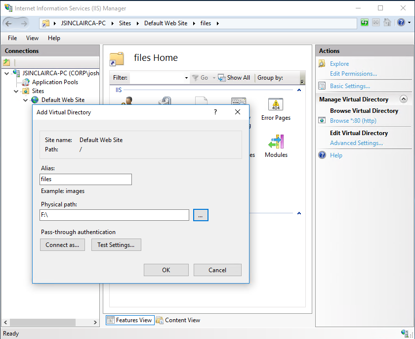 P2V Windows to AHV using Disk2VHD | Josh Sinclair